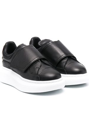 Alexander McQueen Touch-strap fastening sneakers