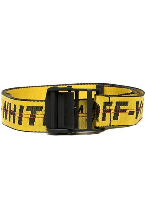 OFF-WHITE Logo-tape adjustable-fit belt