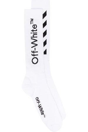 OFF-WHITE Men Socks - Diag stripe socks