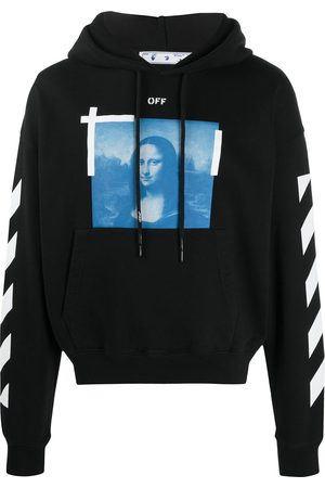OFF-WHITE Mona Lisa print sweatshirt