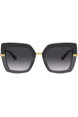 Dolce & Gabbana Square-frame sunglasses