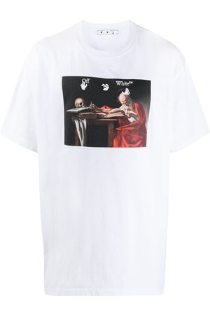 OFF-WHITE Caravaggio short-sleeve T-shirt