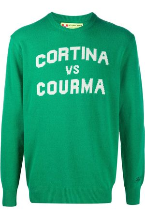 MC2 SAINT BARTH Cortina VS Courma knitted jumper