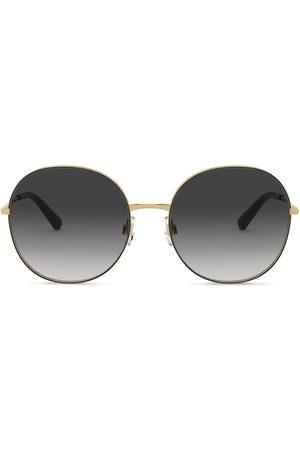 Dolce & Gabbana Slim round-frame sunglasses