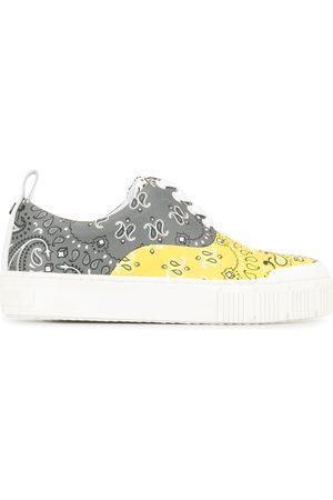 Pierre Hardy Ollie sneakers - Grey