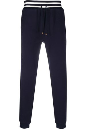 Brunello Cucinelli Drawstring tracksuit bottoms