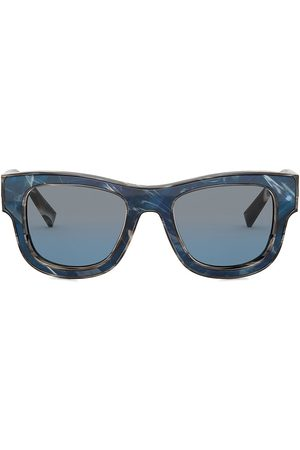 Dolce & Gabbana Domenico rectangular-frame sunglasses