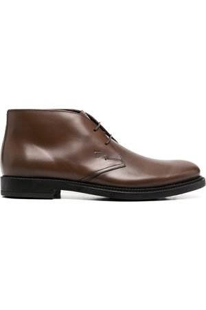 Tod's Men Ankle Boots - Ankle leather boots