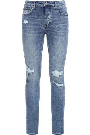 KSUBI Men Jeans - Chitch Runaway Ripped Denim Jeans