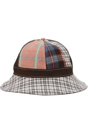New Era Men Hats - Patchwork Cotton Explorer Hat