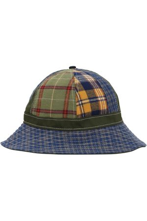 New Era Patchwork Cotton Explorer Hat