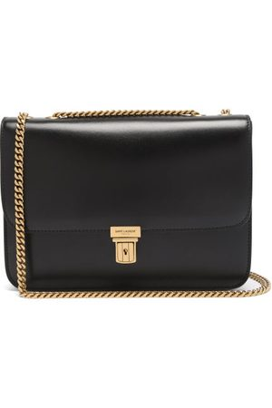 Saint Laurent Tuc Medium Leather Shoulder Bag - Womens