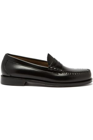 G.H. Bass Men Loafers - Weejuns Larson Leather Penny Loafers - Mens