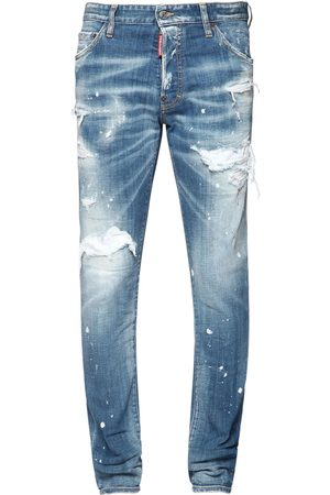 Dsquared2 16.5cm Ripped Cool Guy Denim Jeans