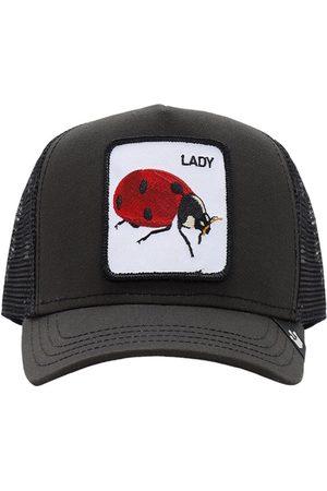 Goorin Bros. Lady Bug Patch Baseball Hat