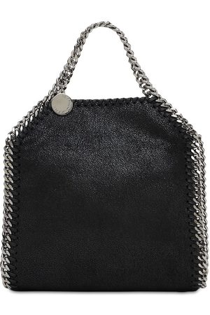 Stella McCartney Tiny Falabella Shaggy Faux Leather Bag