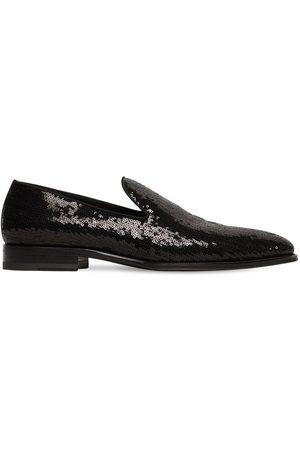 Dsquared2 Men Loafers - Pailettes Loafers