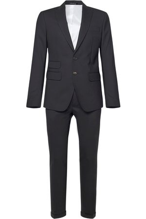 Dsquared2 Men Suits - 16.5cm London Stretch Wool Suit