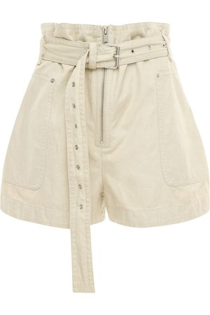 Isabel Marant Parana Heavy Cotton Shorts