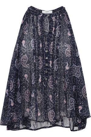 Isabel Marant Women Tops - Abiti Printed Cotton Top
