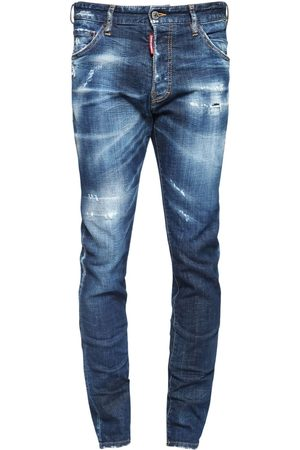 Dsquared2 16.5cm Cool Guy Cotton Denim Jeans