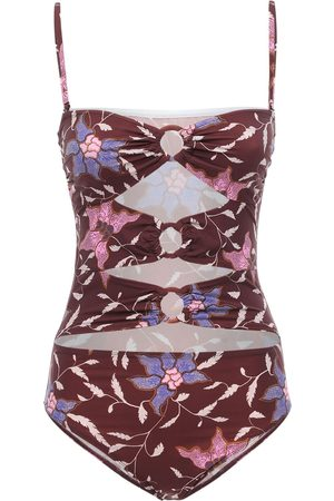 Isabel Marant Women Swimsuits - Stiza Printed One Piece Swimsuit