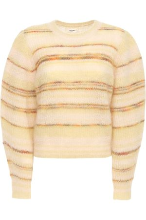 Isabel Marant Eleonore Mohair Blend Knit Sweater