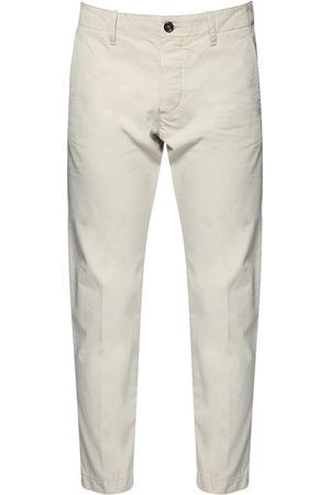 Dsquared2 16.5cm Cool Guy Cotton Twill Pants