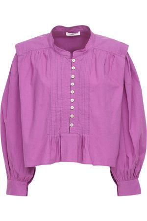 Isabel Marant Okina Summer Poplin Shirt