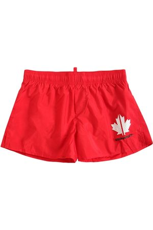 Dsquared2 Boys Swim Shorts - Nylon Swim Shorts