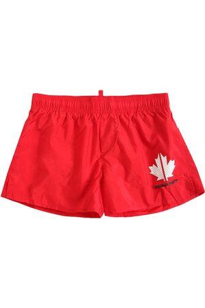 Dsquared2 Boys Swim Shorts - Nylon Swim Shorts