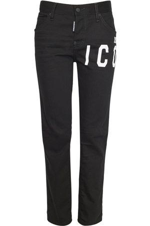 Dsquared2 Women Stretch - Icon Coolgirl Cotton Stretch Denim Jeans