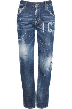 Dsquared2 Women Stretch - Icon Coolgirl Cotton Stretch Jeans