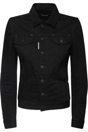Dsquared2 Icon Jean Cotton Stretch Denim Jacket