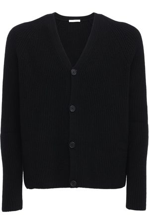 The Row Men Cardigans - Francois Wool & Cashmere Knit Cardigan