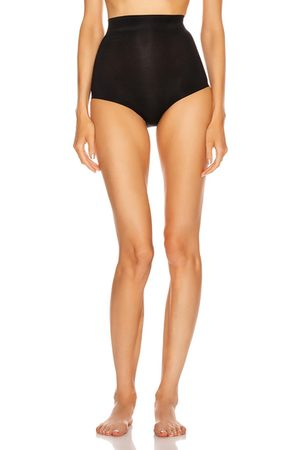 Wolford Cotton Contour Control Panty in