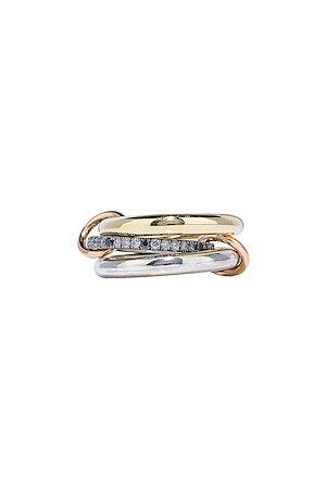 SPINELLI KILCOLLIN Libra Ring in Metallic