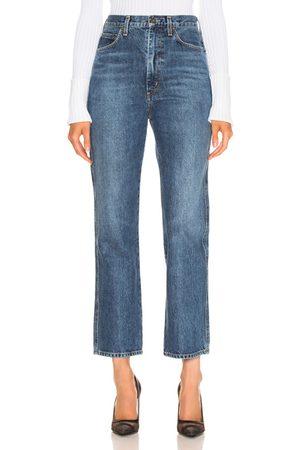 AGOLDE Pinch Waist Jean in Denim Medium