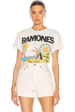 Madeworn Ramones Rockaway Beach Tee in