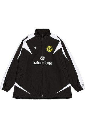Balenciaga Soccer Zip Up Jacket
