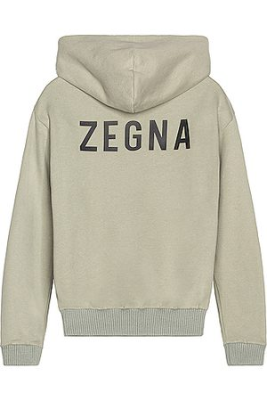 Fear of God Exclusively for Ermenegildo Zegna Slim Fit Hoodie in
