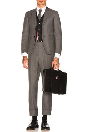 Thom Browne Classic Wool Suit in