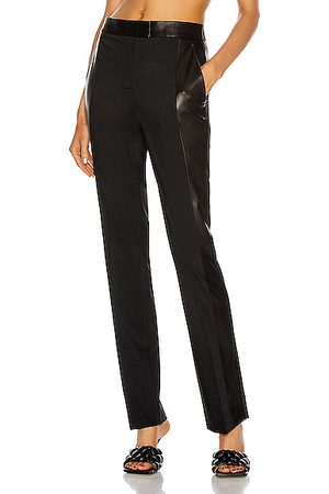Helmut Lang Leather Combo Pant in