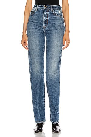 Khaite Danielle Jean in Denim-Medium