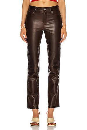 RTA Remi Leather Pant in