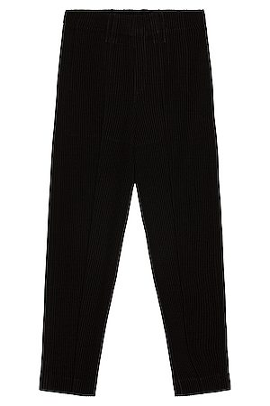 HOMME PLISSÉ ISSEY MIYAKE Tuxedo Pleats Tapered w/ Darts Pant in