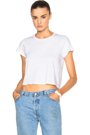 RE/DONE 1950s Boxy Tee in