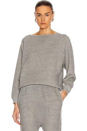 NILI LOTAN Classic Crewneck Sweatshirt in
