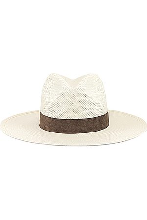 Janessa Leone Hats - Marcell Packable Hat in