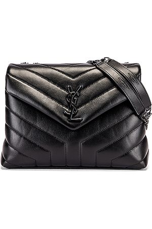 Saint Laurent Women Purses - Small Supple Monogramme Loulou Chain Bag in